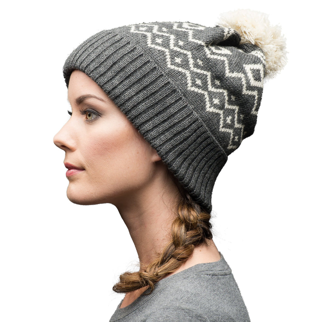 Elmira Knit Cuffed Toque