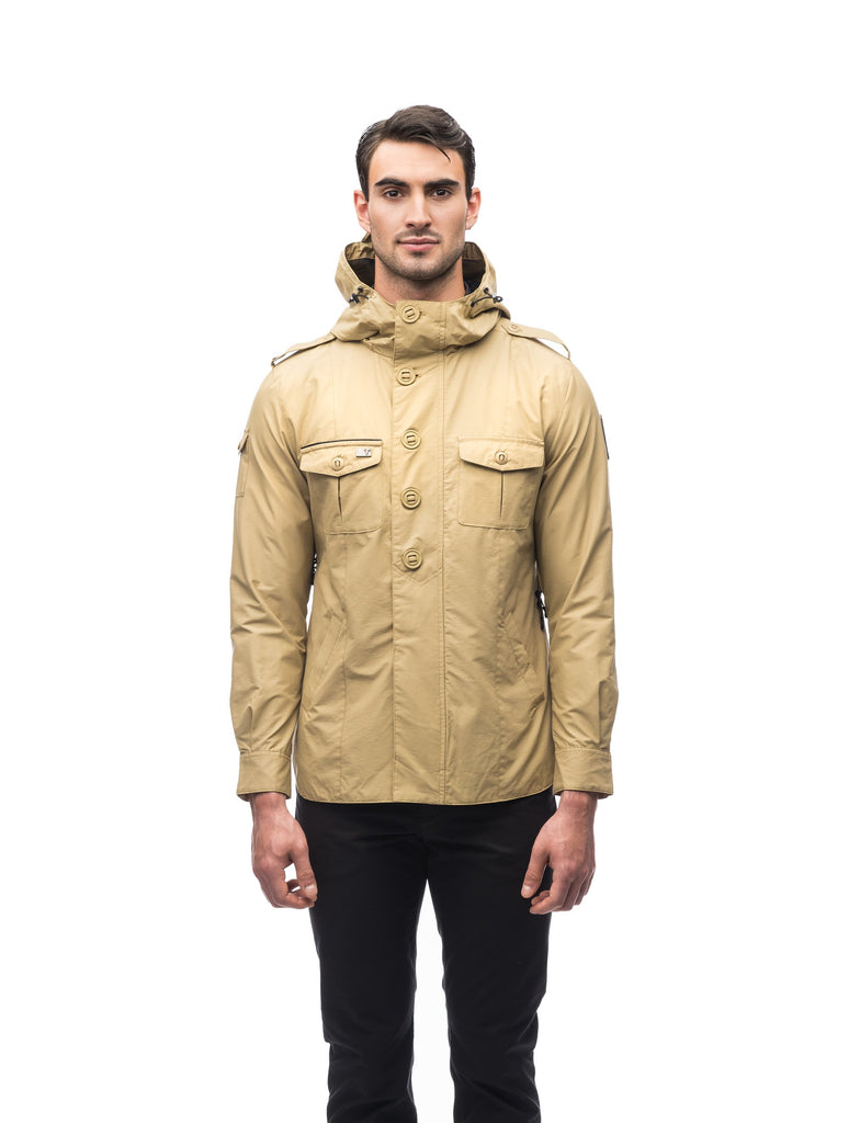 Fisherman Men's Shirt Jacket| color