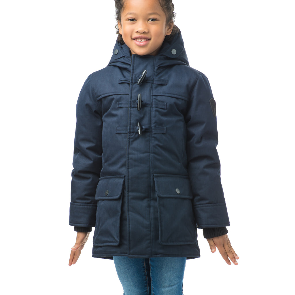 Little Liam Kids Duffle Jacket