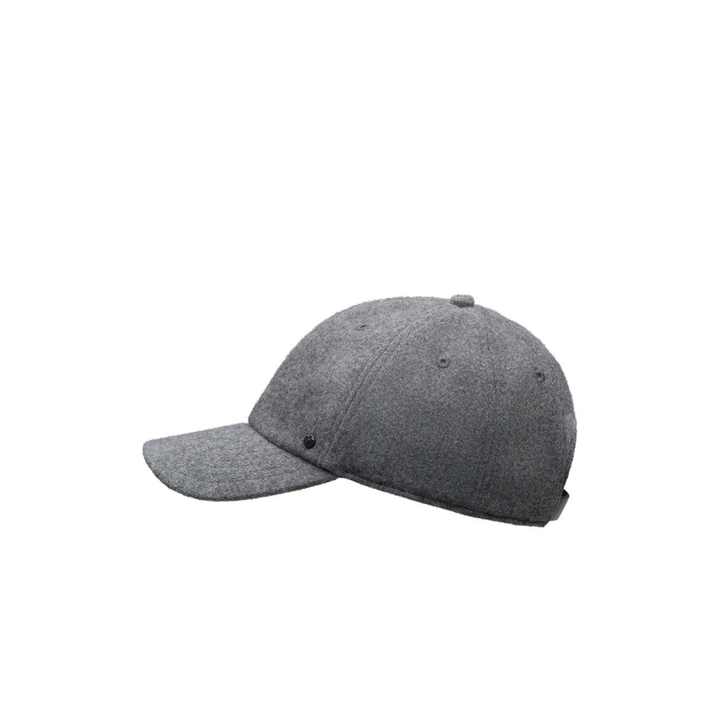 Six panel baseball cap in H Grey | color