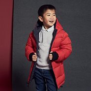 Reversible Kid's Parka