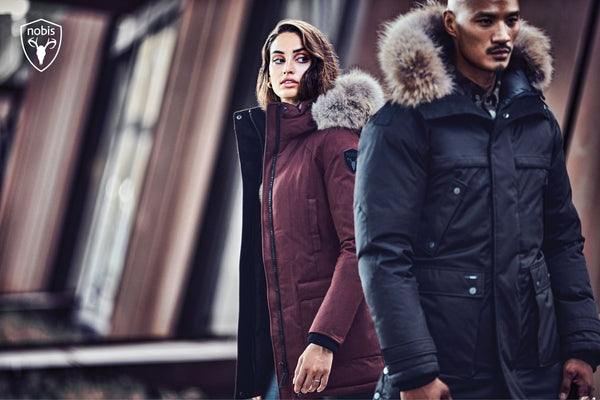 Nobis Men's and Women's Outerwear