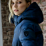 Women's Reversible Parka