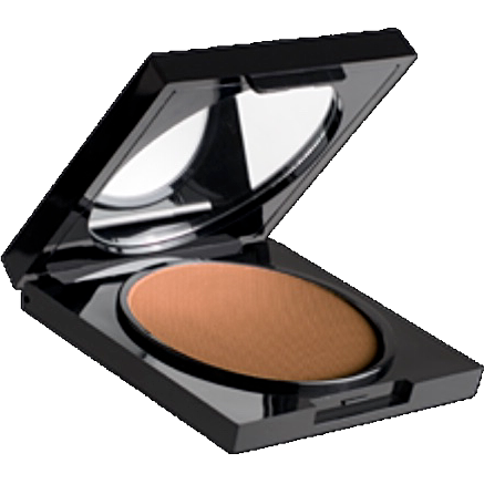 Mineral Bronzer Pressed Powder Compact
