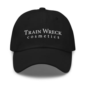 Train Wreck Cosmetics Hat