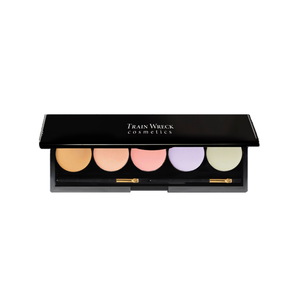 Train Wreck Cosmetics Revolutionary 5 Well Contour Makeup Palette