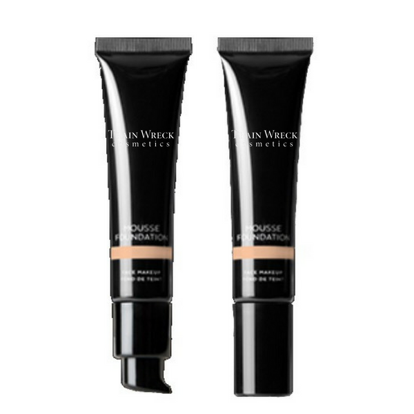 Mousse Foundation Perfect Balance