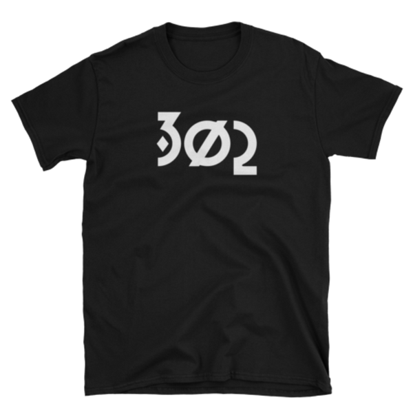 302 Unisex Softstyle T-Shirt with Tear Away Label