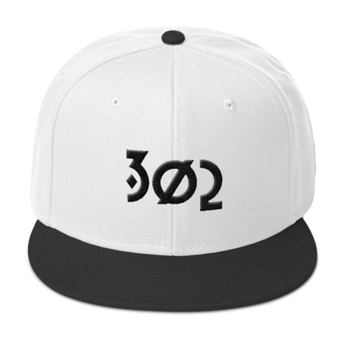 302 Diamond (White/Black)