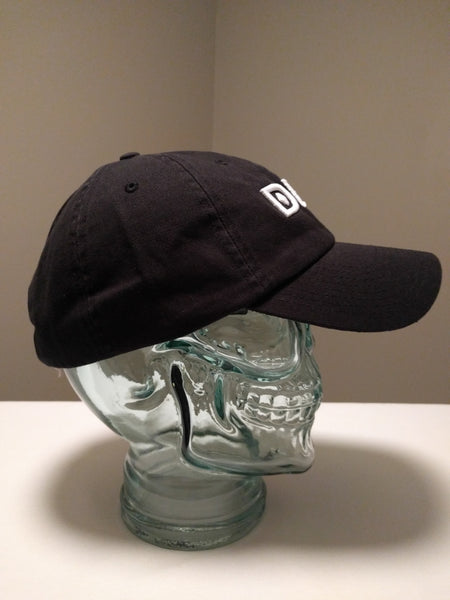DEL. Dad Hat (Black)