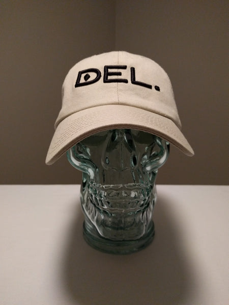 DEL.™ Low Profile Hat (Khaki)