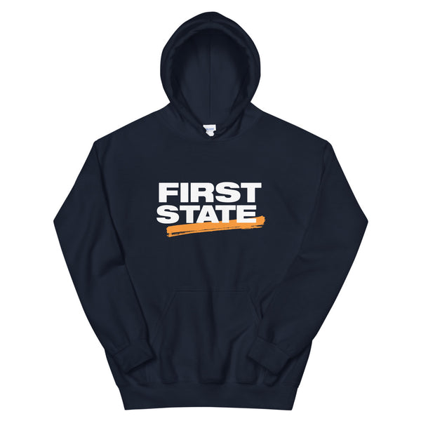 First State - Hooded Sweatshirt (First Take Parody)