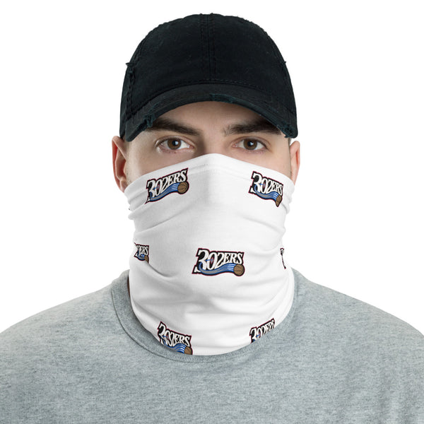 302ers Basketball Neck Gaiter