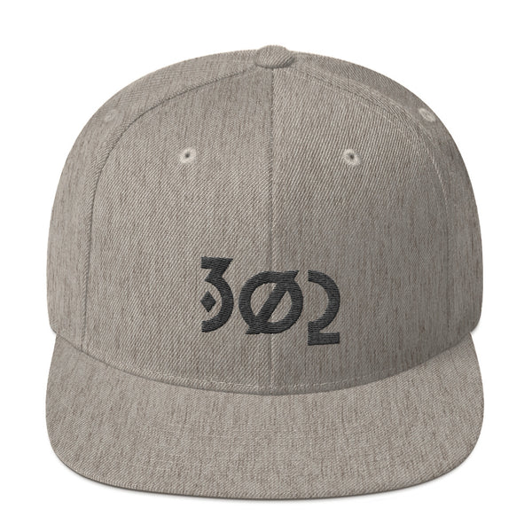 302 Diamond - Snapback Hat