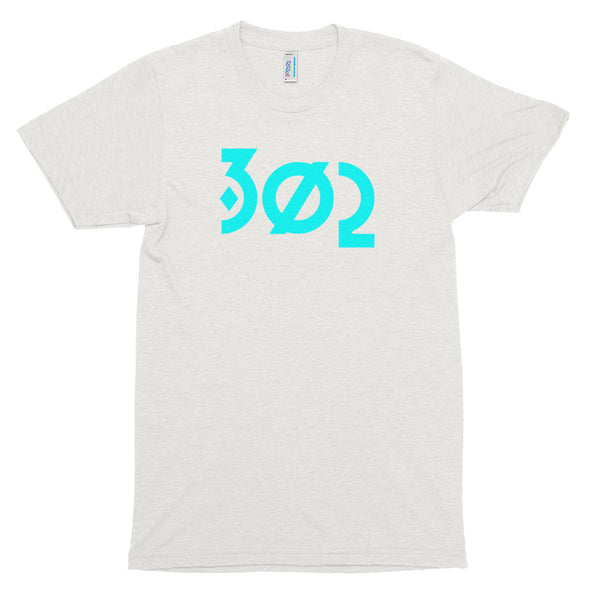 302 Diamond - Short sleeve soft t-shirt