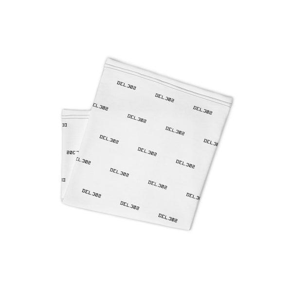 DEL.302 Neck Gaiter (White)