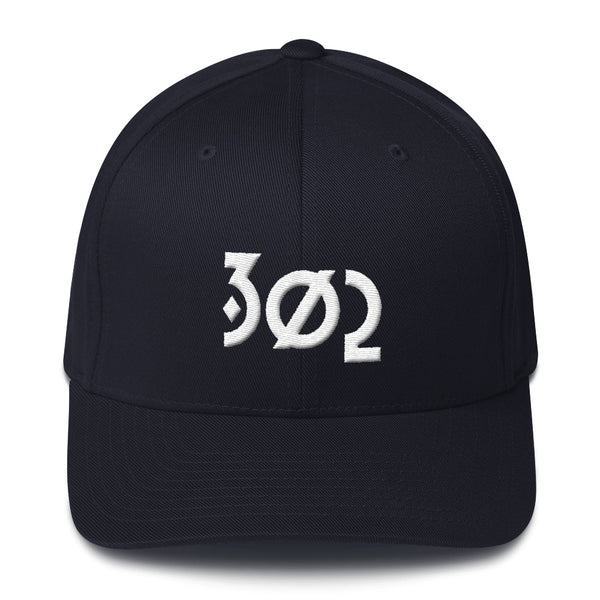 302 Diamond - FlexFit Cap