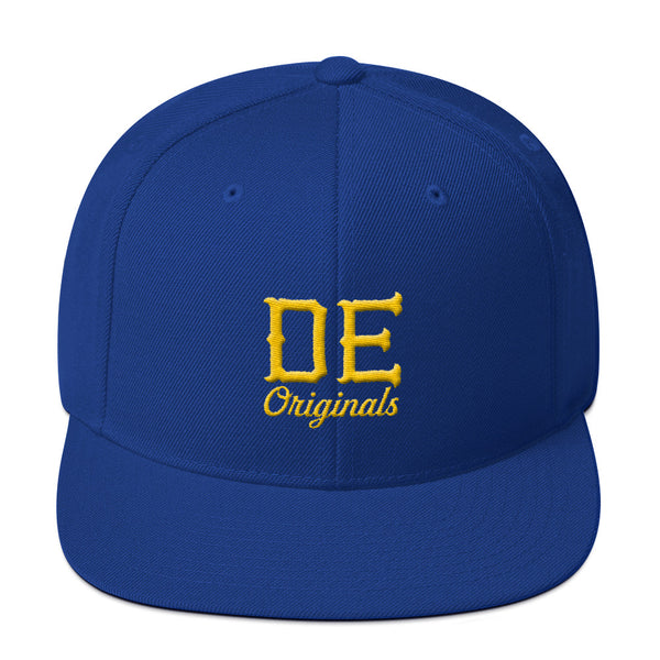 DE Originals - Snapback Hat