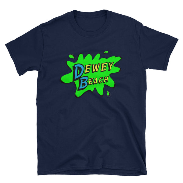 Dewey Beach - Short-Sleeve Unisex T-Shirt