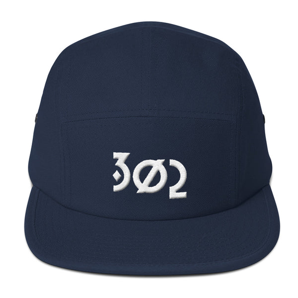 302 Diamond - Five Panel Cap