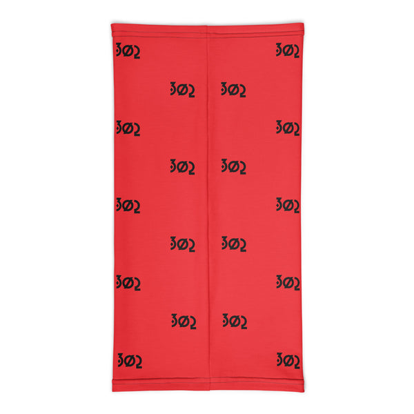 302 Diamond Neck Gaiter (Red/Black)