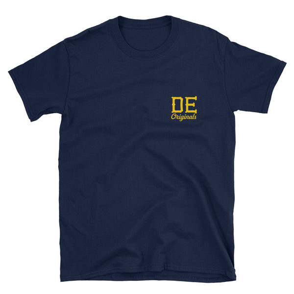 DE Originals - Short-Sleeve Unisex T-Shirt