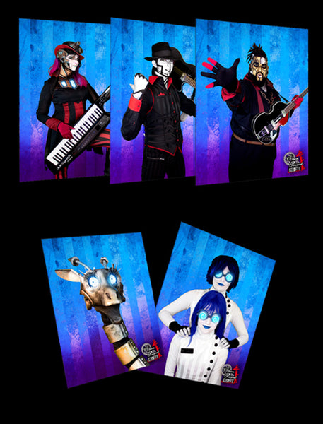 2019 Individual Character Photo Prints (8.5'' x 11'')