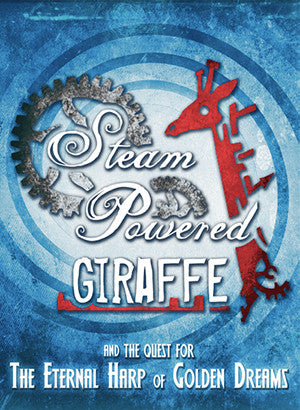 Steam Powered Giraffe: The Quest for the Eternal Harp of Golden Dreams Film (2012)