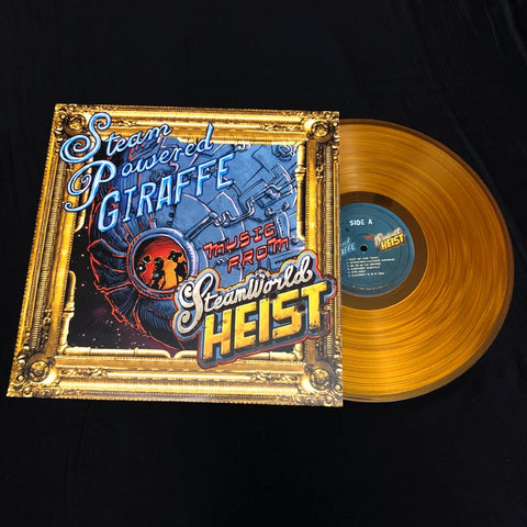 Vinyl Record - Music From SteamWorld Heist