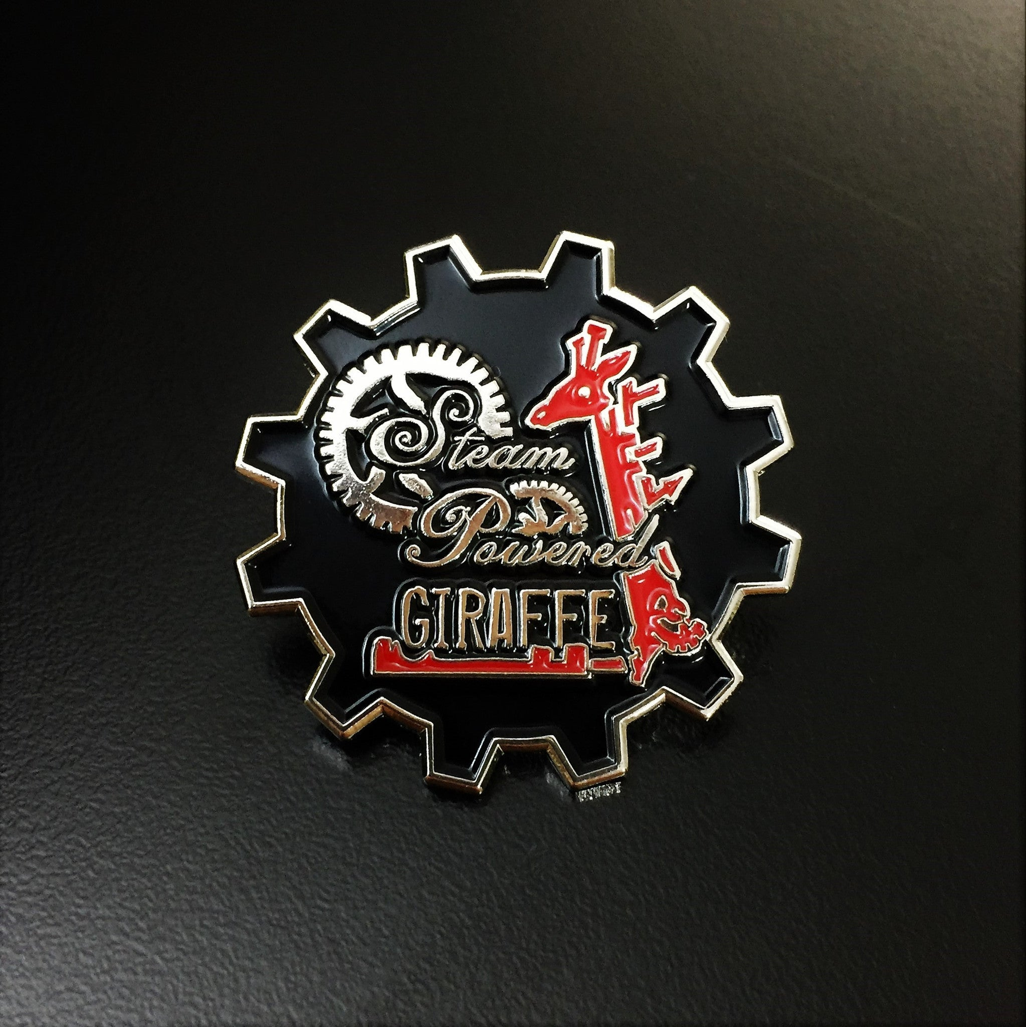 Metal Logo Pin