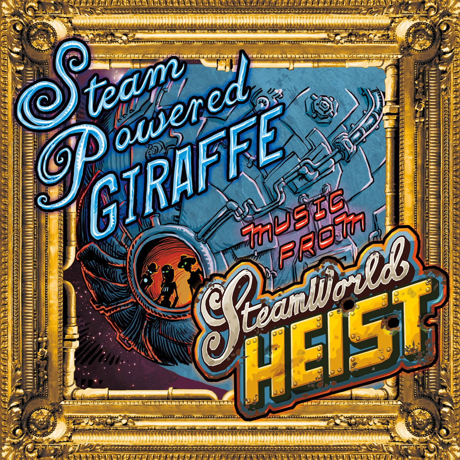 Music From SteamWorld Heist (2015)