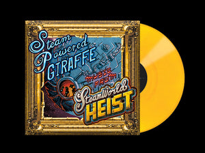 Vinyl Record - Music From SteamWorld Heist [Pre-order]