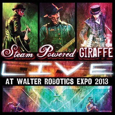Live at Walter Robotics Expo 2013 Album (2014)