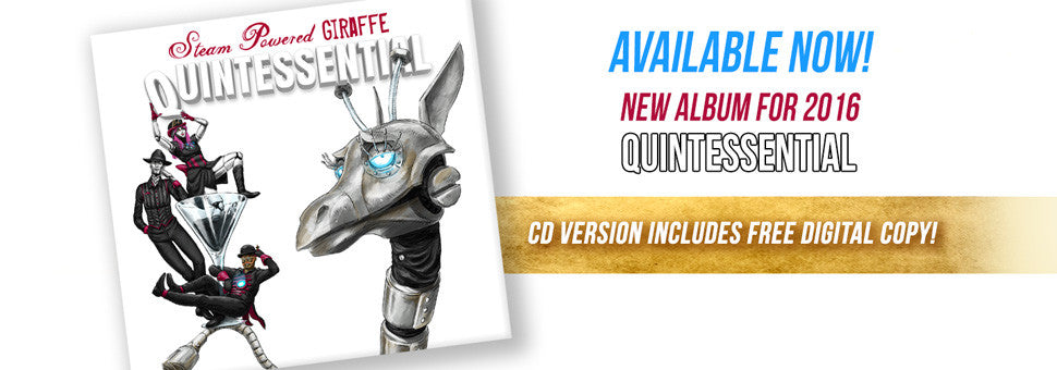 New Album Quintessential Available for Pre-order!