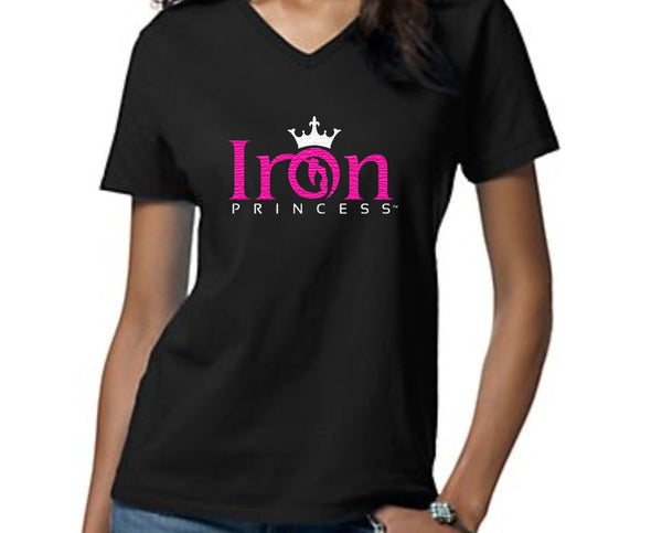 IRON PRINCESS GRAPHIC TEE RELAXED JERSEY