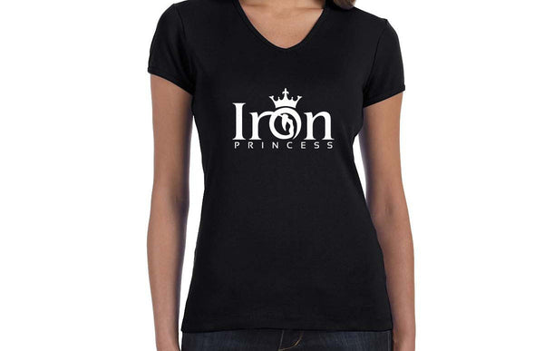 IRON PRINCESS GRAPHIC TEE