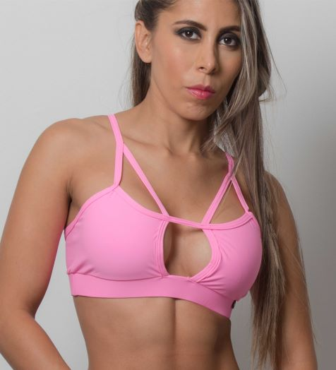SPORTS BRA - Style SB100 (Various Colours)