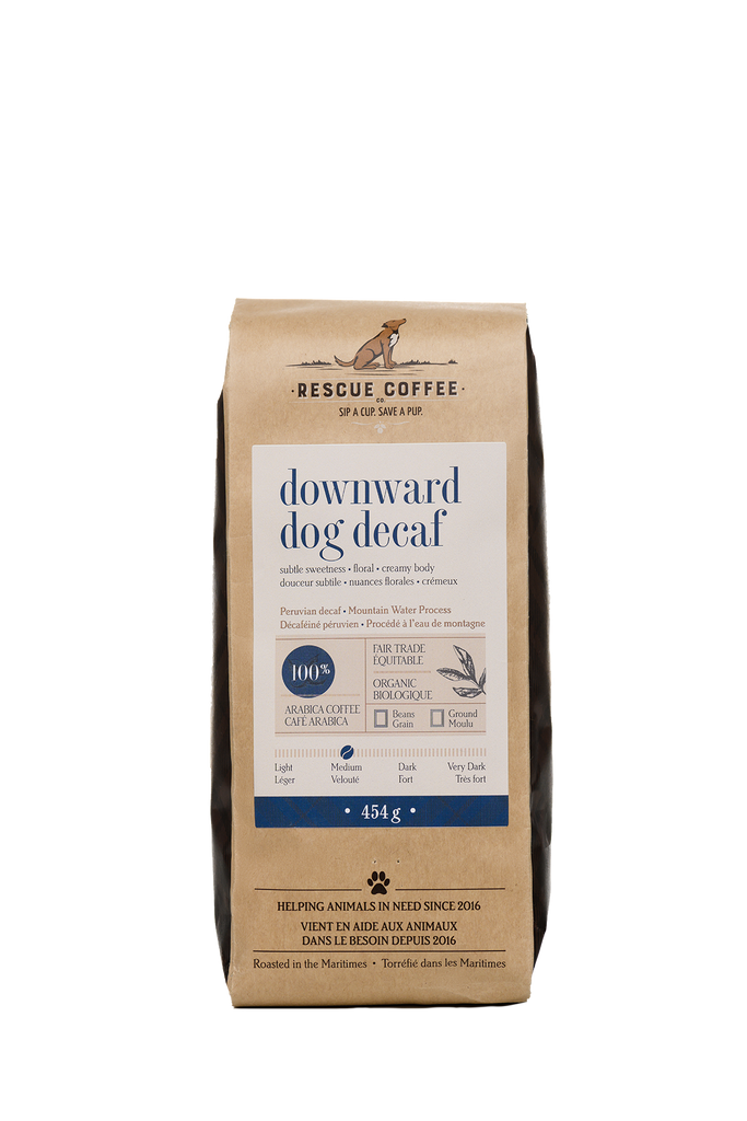 Downward Dog Decaf