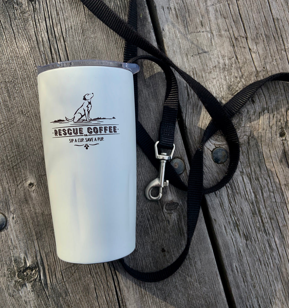 Walking Buddy Traveler Mug