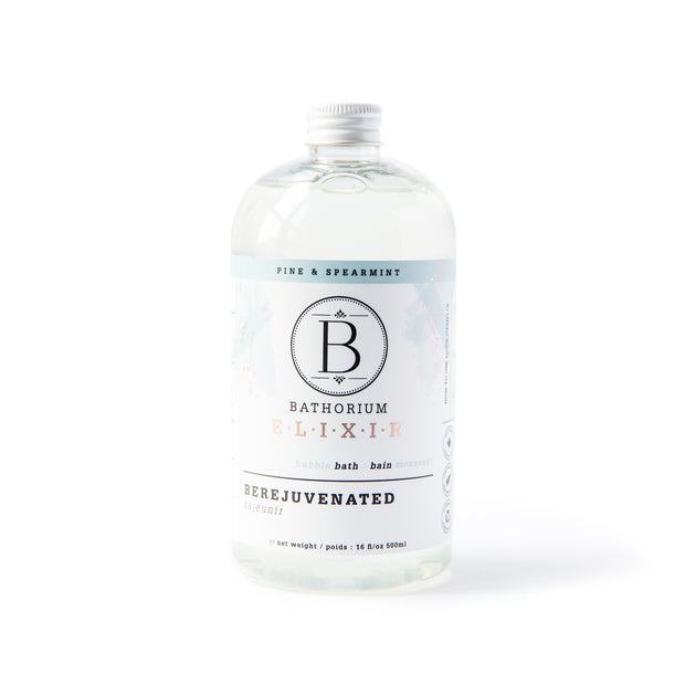Pine, Cederwood & Peppermint Bubble Bath