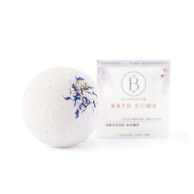 Snooze Sleep Aid Bath Bomb