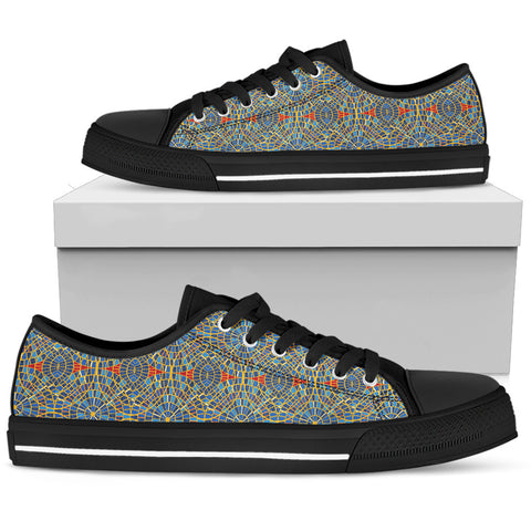 Dragon Con Women's Low Tops (Without Logo) - FREE SHIPPING