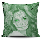 Calavera Fresh Look Design #1 Pillow Covers!