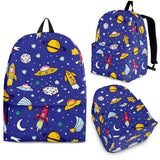 Outer Space Backpack Design #3 - FREE SHIPPING
