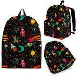 Outer Space Backpack Design #1 - FREE SHIPPING