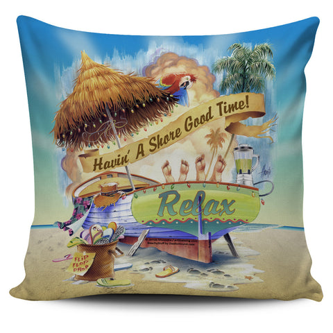 Jim Mazzotta Signature Line - Relax - Pillow Covers!