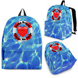 Lifebelt Line - Long Beach - Backpacks! - FREE SHIPPING