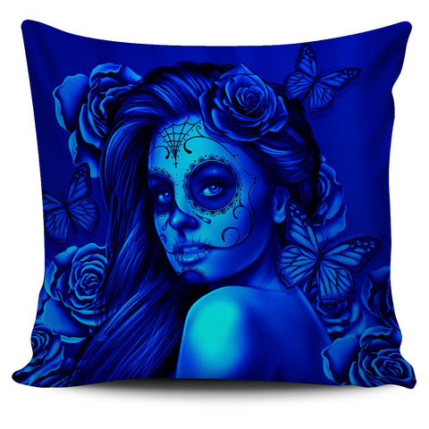Calavera Fresh Look Design #2 Pillow Covers!
