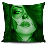Calavera Fresh Look Design #3 Pillow Covers!