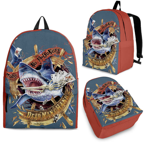 Jim Mazzotta Signature Line - Dead Man's Hand - Backpack!